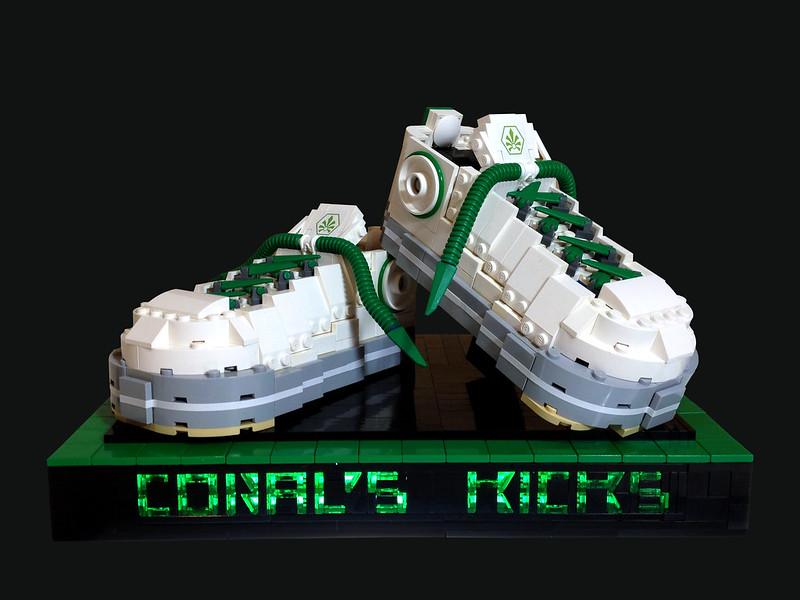 Coral's Kicks