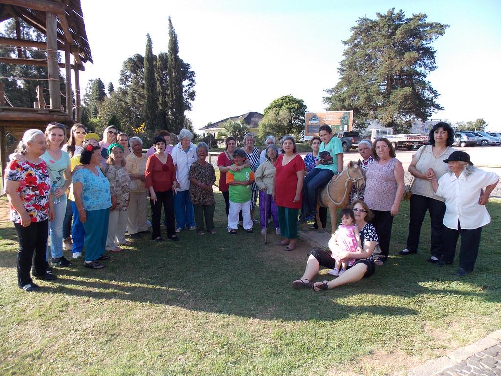 Visita da Colméia Espírita Cristã Abgail – Ponta Grossa