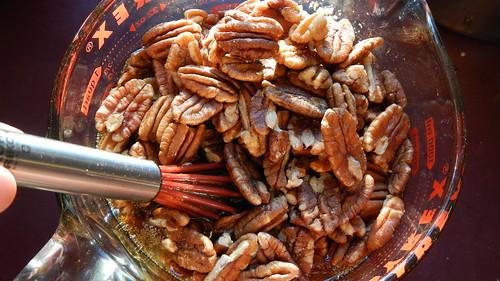 Maple Pecan Pie 8