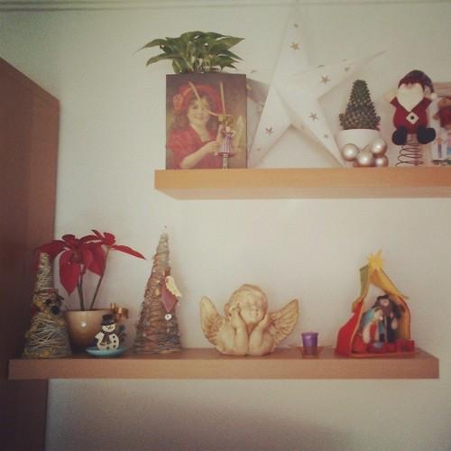 Rincones navideños by alialba