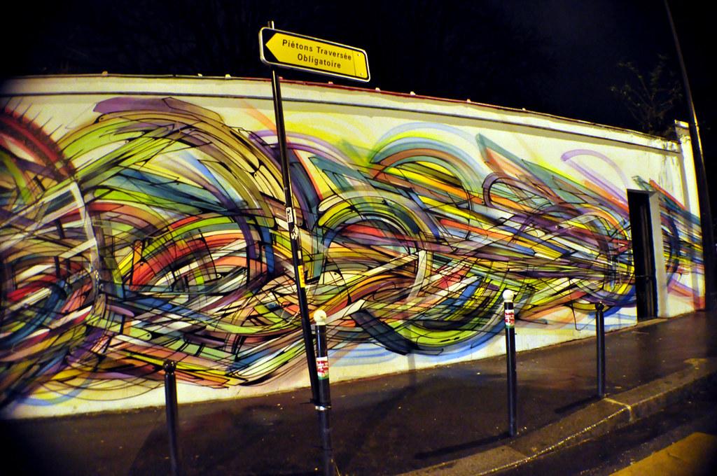 Fresque Hopare Art Azoï 2