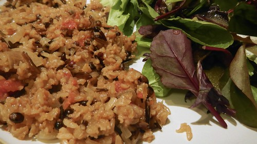 Pilaf with Tomatoes 14