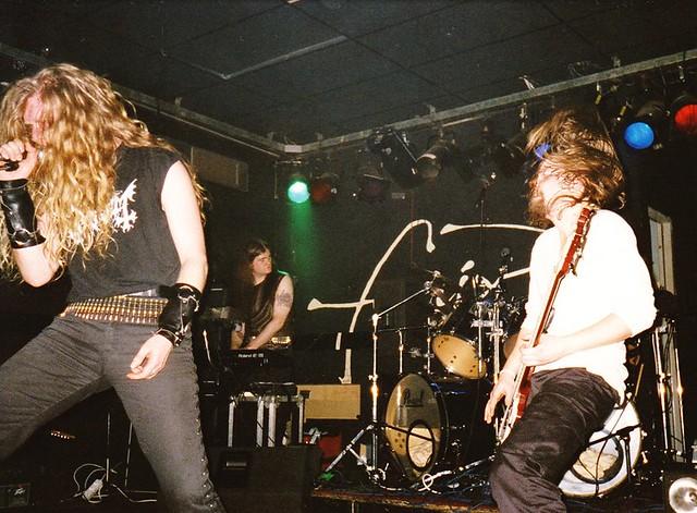 Borknagar 1998- ICS Vortex, Ivar Bjørnsson and Kai.