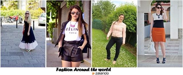 fashion around the world x zalando