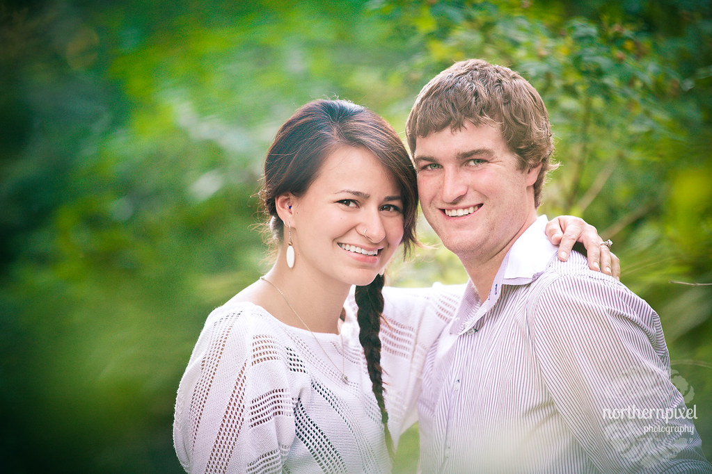Ashley & Chris - Engagement Photos