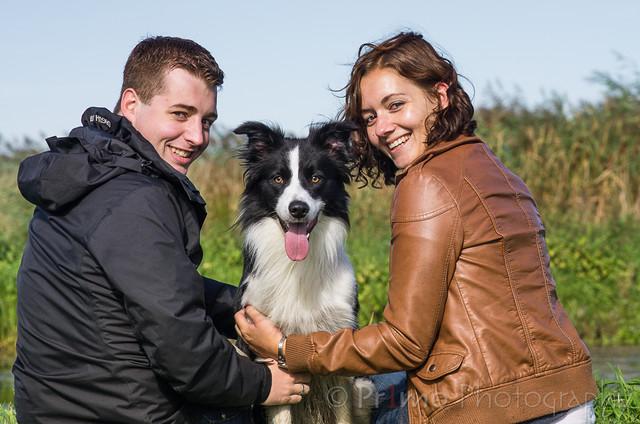 (22) Tess, Marcel & Gizmo
