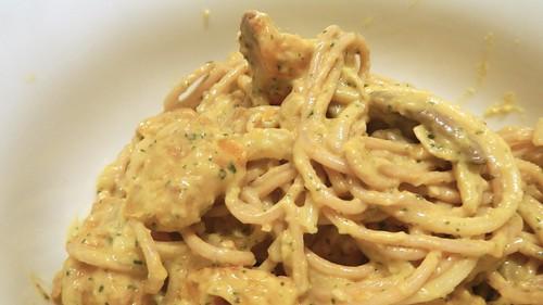 Creamy Squash Pasta 19