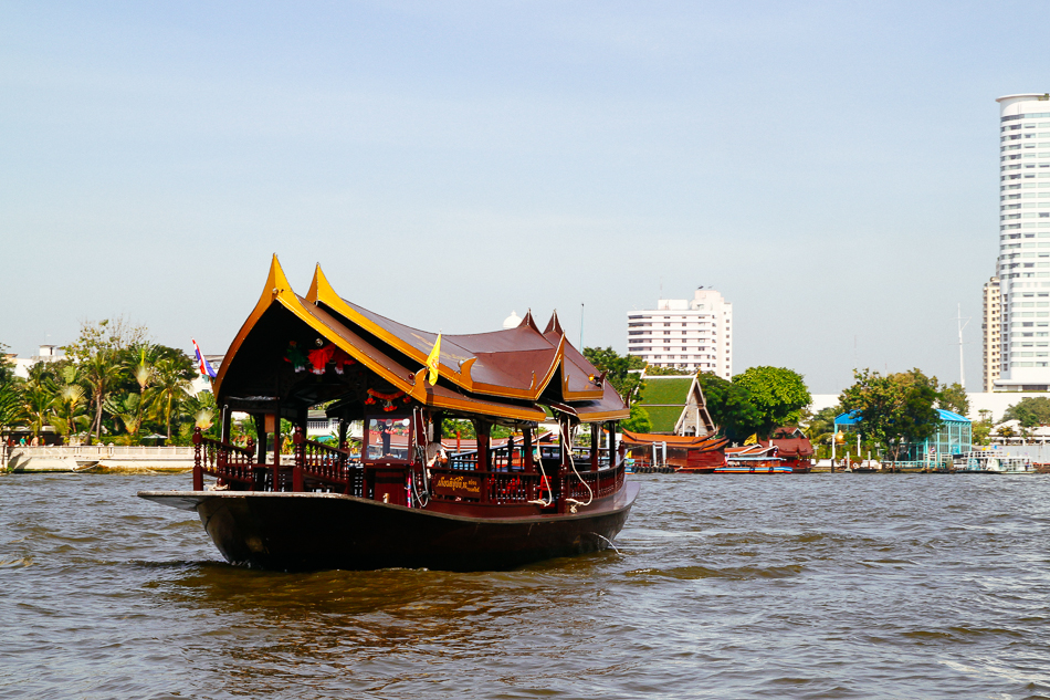 Chao Phraya River View