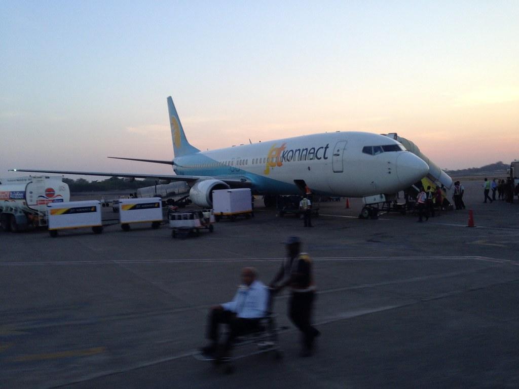 JetKonnect 737