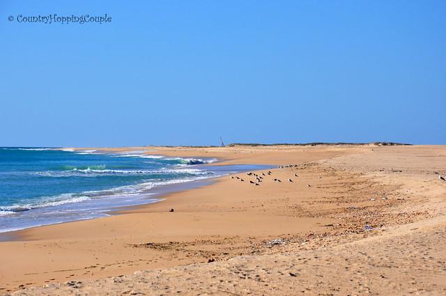 Desert Island in Ria Formosa
