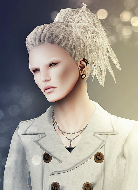 ~Tableau Vivant~ Hill hair - Unisex