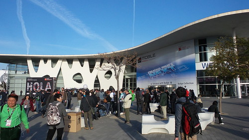 งาน Mobile World Congress 2014