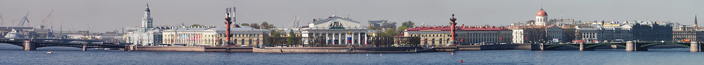 Vasilievskiy island