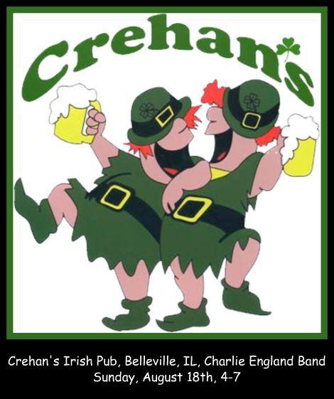 Crehan's 8-18-13