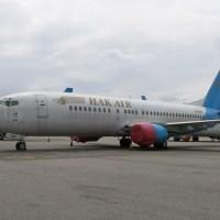 Hak Air 5N-BOV Boeing 737-4U3 #LOS