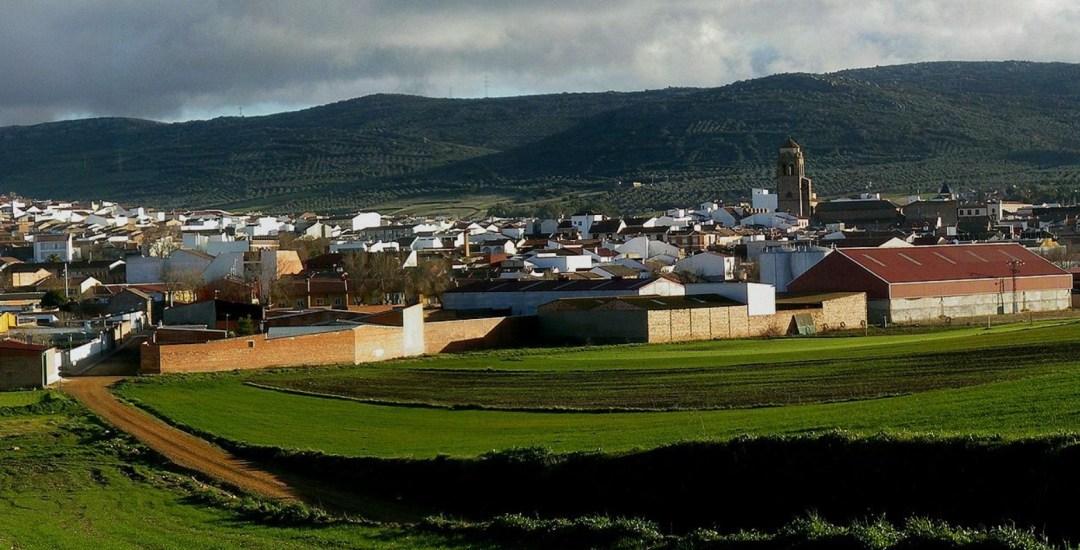 2. Panorama de Almodóvar del campo. Autor, Latras
