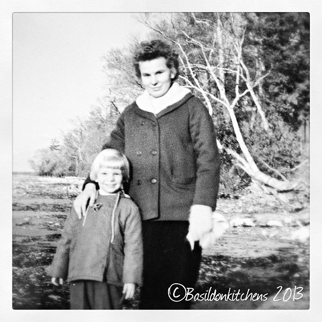 Oct 13 - teacher {My mom! She taught me everything I know!} #photoaday #teacher #mom
