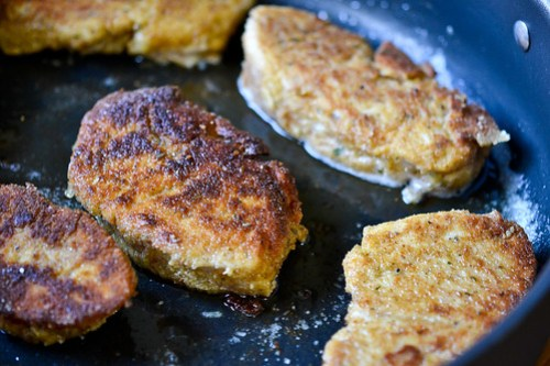 Pan-Roasted Turkey Cutlets with Orange Gremolata-6