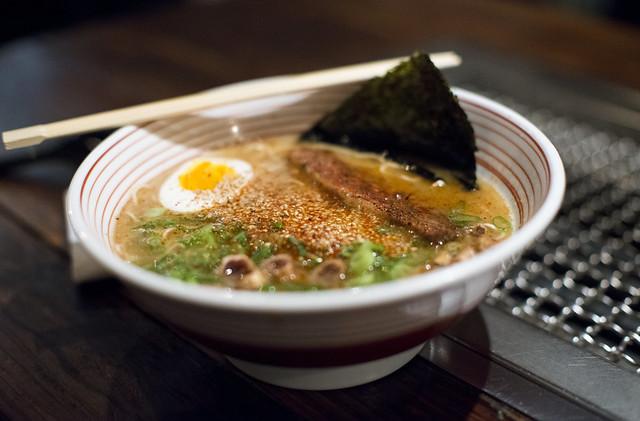 Takashi - Late Night Special Beef Ramen