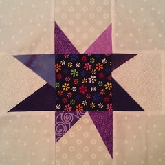 Wonky Star for Linus