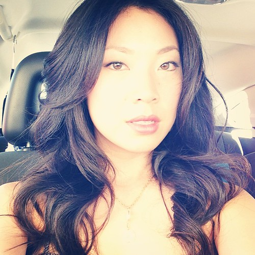 Cindy Chu haircut