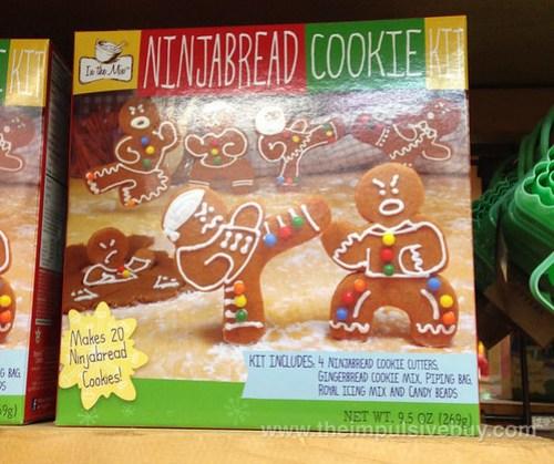 Ninjabread Cookie Kits