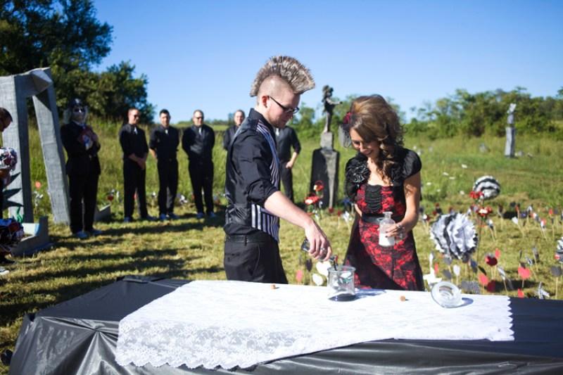 sandworm ceremony