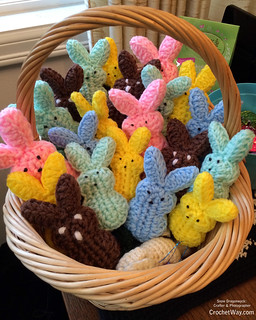 20140417 - Happy Easter from my Bunny Horde!