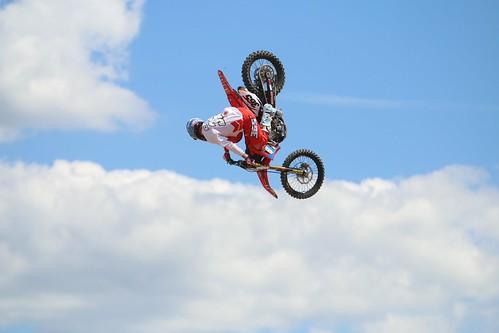 Freestyle MotoX