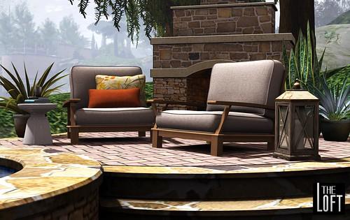 Verona Outdoor Armchairs