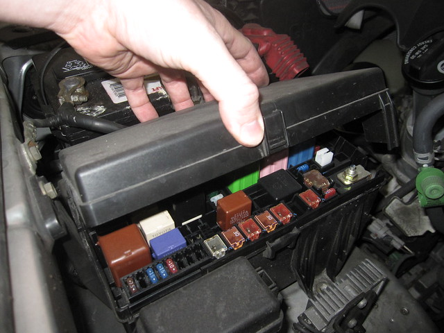 Toyota Fuse Box Diagram Fuse Box Toyota 2001 4runner Diagram
