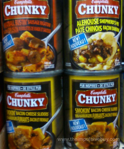 Campbell's Chunks Pup Inspired (Canada)