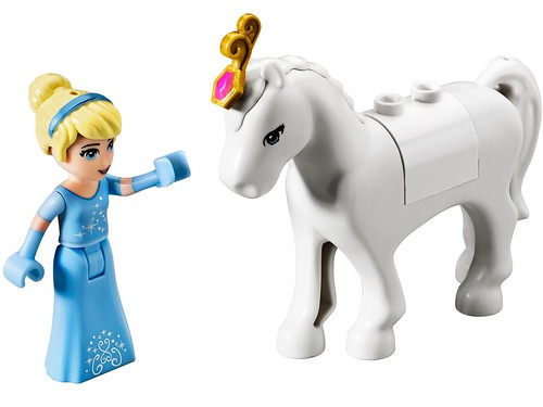 41053 Cinderella's Dream Carriage 2