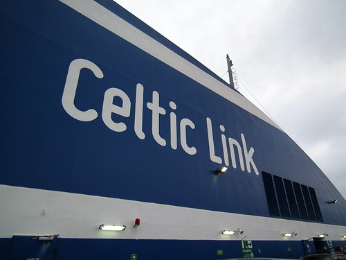 Celtic Link Ferry