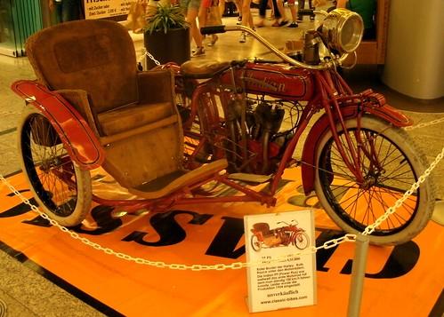 Harley Davidson Indian 1