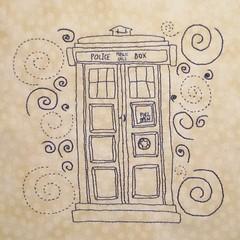 TARDIS, week 12 of the DWSAL