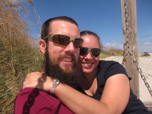 At Tybee Island