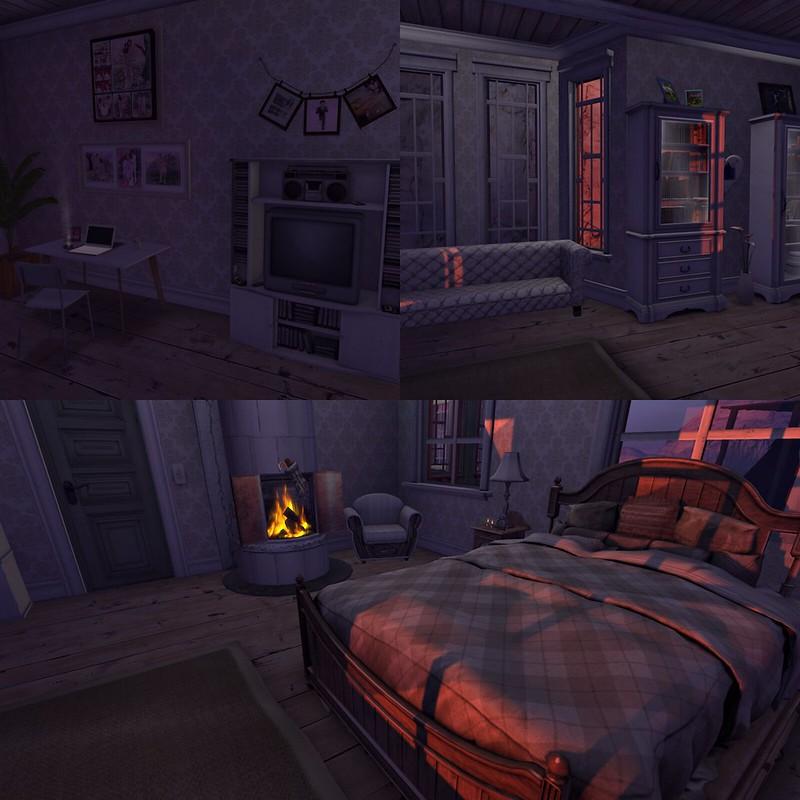 vivienne's room