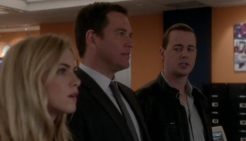 Bishop, DiNozzo and McGee