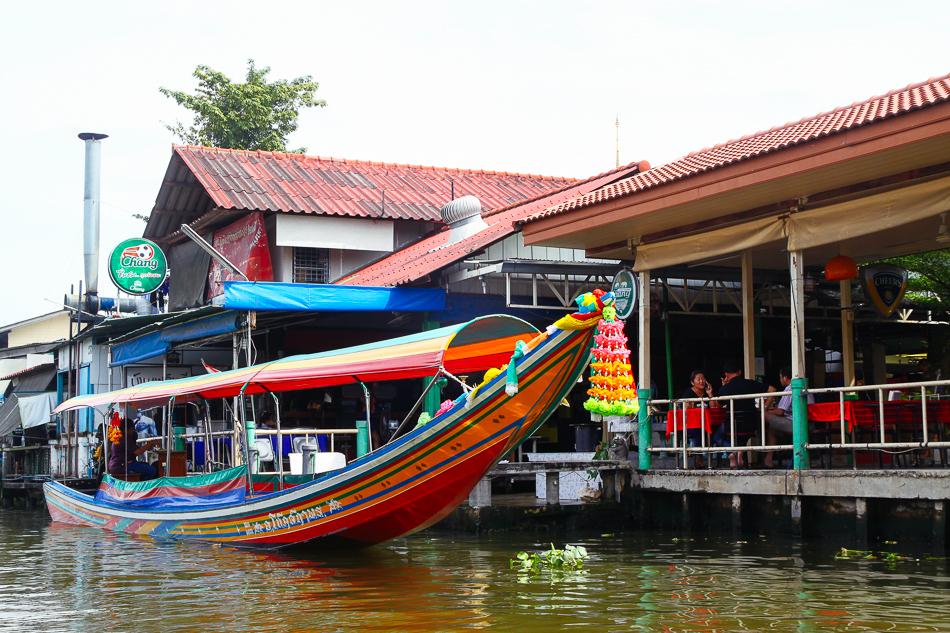 Khlongs of Bangkok