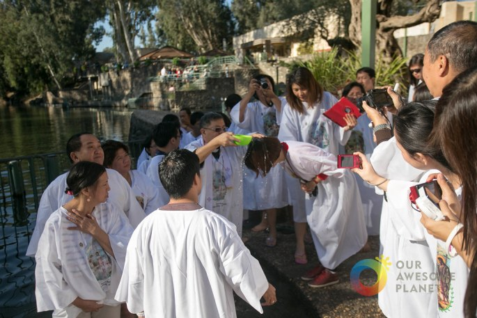 Day 3- Renewal of Baptism Vows at Jordan River - Our Awesome Planet-60.jpg