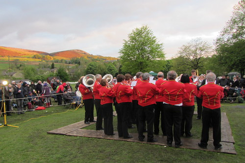 Greenfield Contest, Audley Brass