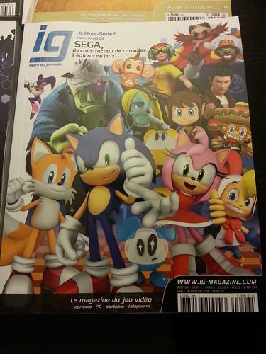 IG mag - HS n°6 : Sega et ses consoles
