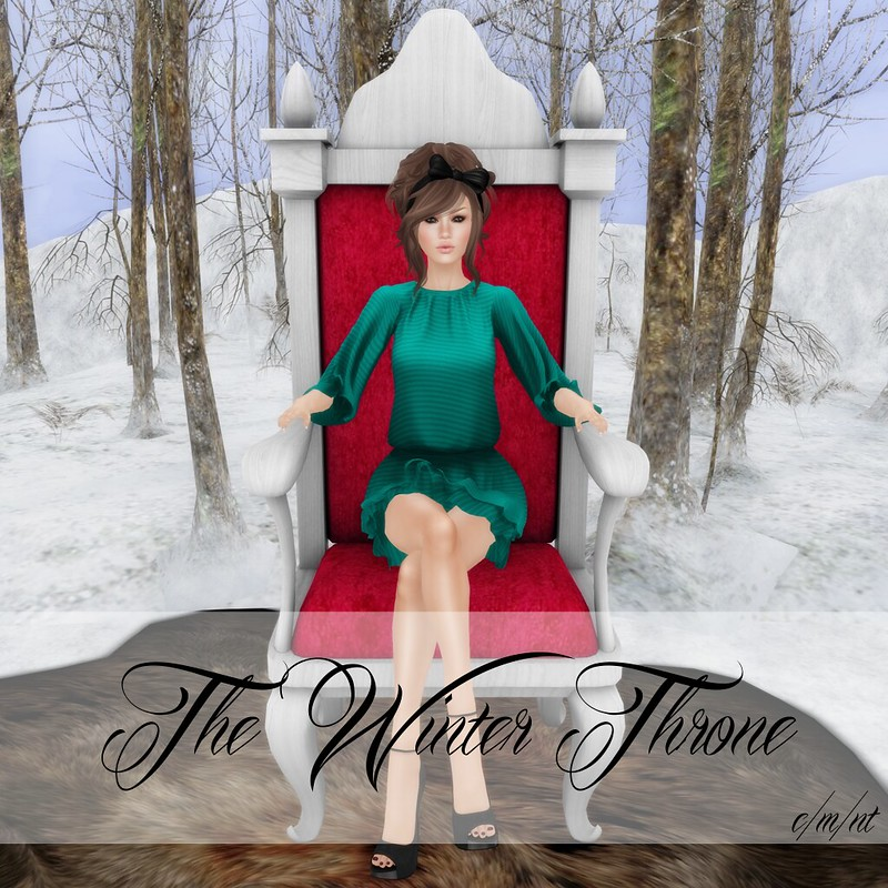 Flash Friendly Poses The Winter Throne