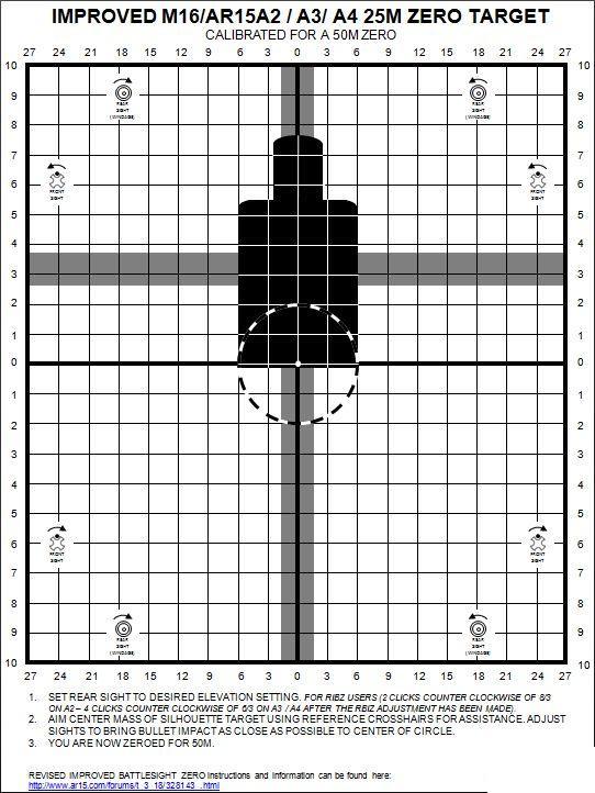 Army: Army Zero Target