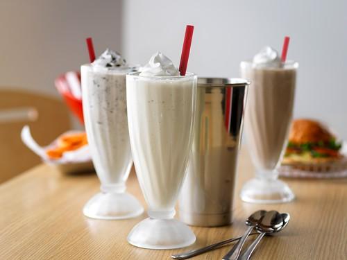 Smashburger Shakes