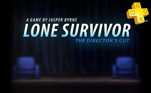 PlayStation Plus - Lone Survivor
