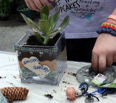 Kids Summer Garden Workshop