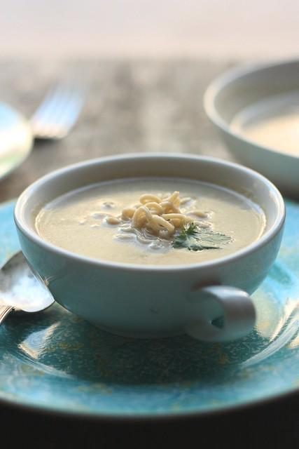 Coconut soup3