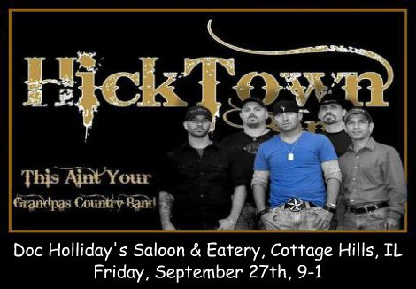 Hicktown 9-27-13